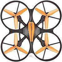 L6063 4CH RCドローンクワッドコープレット720Pワイドアングルカメラで1つのキーリターンスピードコントロールアンチカーシヘッドレスモード(カラー:オレンジ)