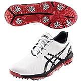 asics(アシックス) ゲルエース プロ3 ゴルフシューズ  TGN920 ホワイト/ブラック 26.5cm