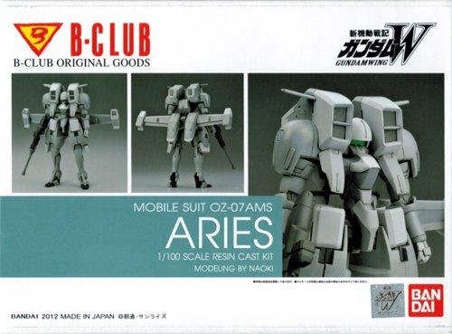 B-CLUB 1/100 OZ-07AMS エアリーズ