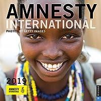 Amnesty International 2019 Wall Calendar
