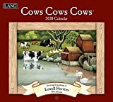 Cows Cows Cows 2020 Calendar 画像