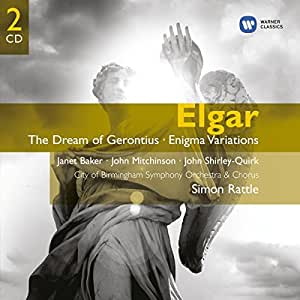 Dream of Gerontius / Enigma Variations