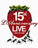 15th L'Anniversary Live [DVD] 画像