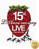 15th L'Anniversary Live [DVD](在庫あり。)