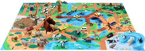 アニア プレイセット おおきなアニア動物園