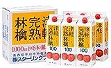 津軽完熟林檎ジュース 紙パック SF-E 1000ml×6本