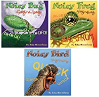 Becker's School Supplies Sing Along Nature Book Set (Set of 3) [並行輸入品]