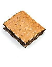 OST1140-CAMEL オーストリッチ 小銭入れボックス型【駝鳥革】【BOX型小銭入れ】キャメル
