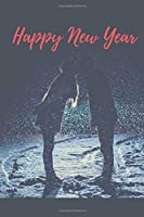 Happy New Year: Marriage Anniversary Notebook Anniversary Marriage Gift For Couples perfect blank, lined notebook for Wife and Husband
