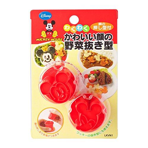 スケーター 野菜抜き型 ミッキーマウス ディズニー 日本製 ...