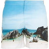 (オールバー ブラウン) Orlebar Brown メンズ 水着・ビーチウェア 海パン mid-length swim shorts 並行輸入品