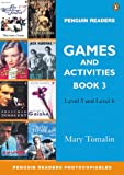 Penguin Readers Games and Activities Book 3 Cassette (Penguin Readers (Graded Readers))