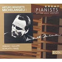 Arturo Benedetti Michelangeli I: Great Pianists of the 20th Century, Vol. 68 (1998-11-10)
