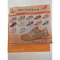 携帯ストラップ new balance ニューバランス 携帯クリーナー 574j rtj