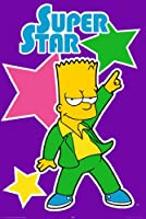 Simpsons - Superstar Poster - 91.5x61cm