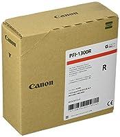 Canon 純正インクタンク PFI-1300 R レッド 330ml