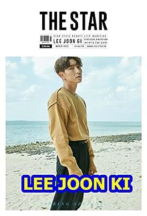 The Star 3月号(2018)表紙:イ・ジュンギ【6点構成】本册+記事翻訳+イ・ジュンギポスター2枚+イ・ジュンギはがき2枚/韓国雑誌/Lee Jun Ki/Lee Joon Ki