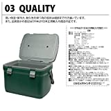STANLEY(スタンレー) クーラーボックス 15.1L (日本正規品)