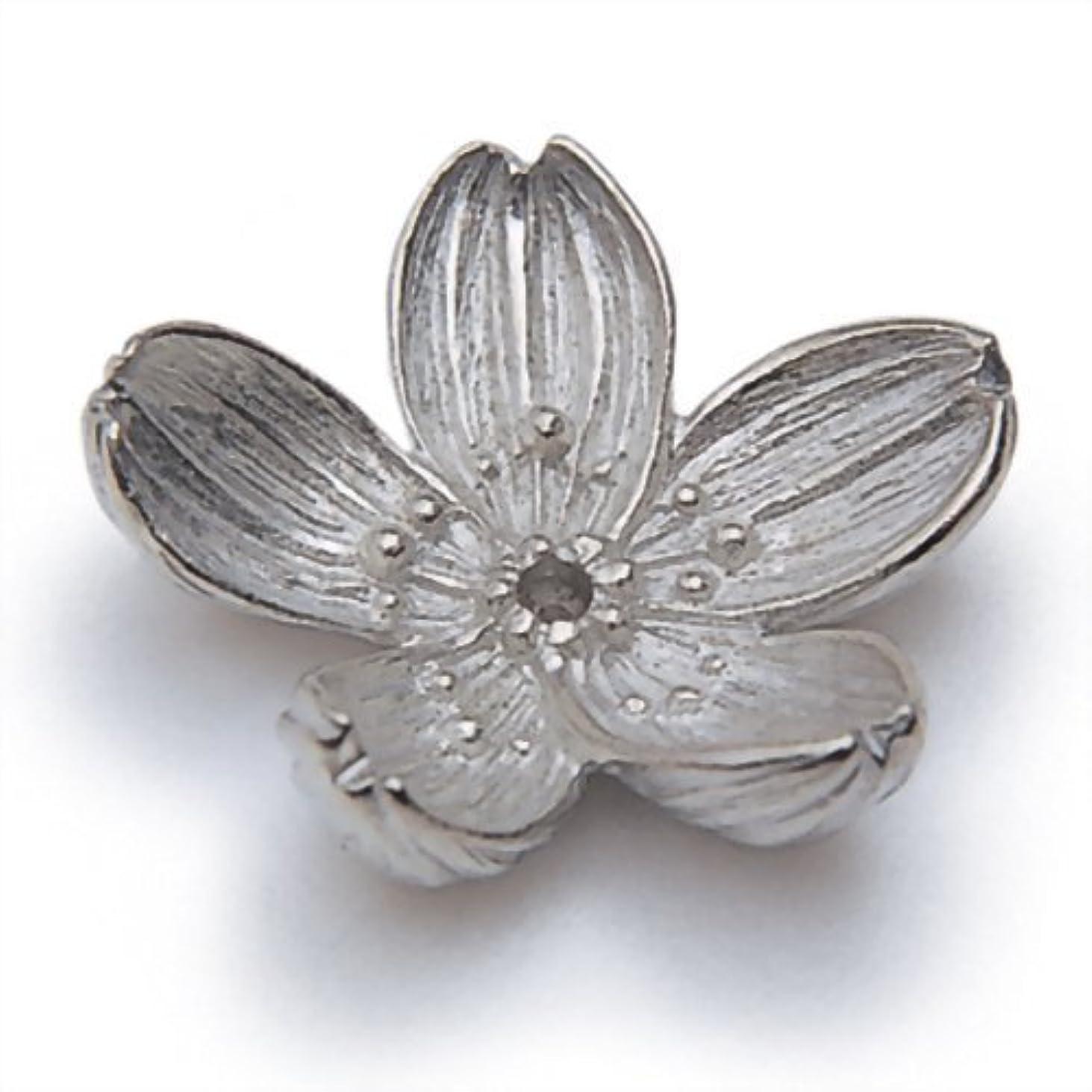 恒久的シェフ学士桜の花 香立