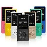 Prament Mahdi M280 8GB 1.8インチTFTスクリーンProtable MP3 MP4音楽プレーヤーサポートFM TFカード