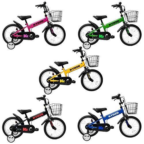 KYUZO 子供用自転車 16インチ