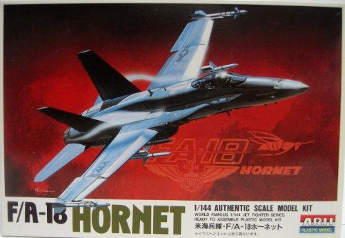 1/144 ジェットファイターシリーズシリーズ FA-18ホーネット
