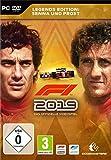 F1 2019 Legends Edition. Fuer Windows 7/8/10