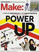 Make: Volume 50: Power Up