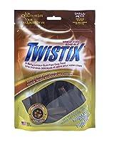 Twistix 5.5オンス 歯科用噛み味 ピーナッツとキャロブ味 Sサイズ