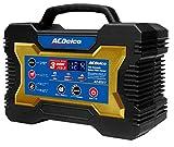 ACDelco(エーシーデルコ) バッテリーチャージャー 全自動パルス充電 12V専用