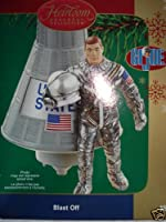 G。I。Joe–Blast Off 2006Carlton Cardsクリスマスオーナメント