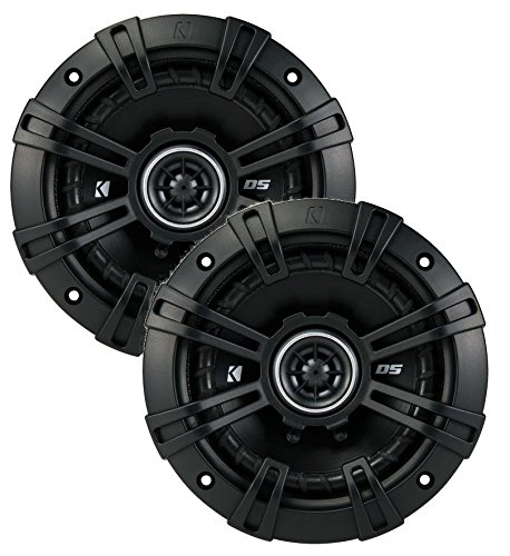 2) Kicker 43DSC504 D-Series 5.25 200W 2-Way 4-Ohm ...