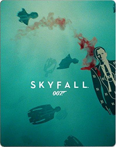 007/スカイフォール スチールブック仕様 [Blu-ray]