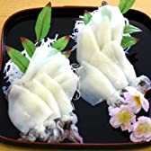 無添加 ヤリイカ 解凍するだけ刺身  業務用 冷凍 寿司ネタ、ゲソ付きヤリイカ