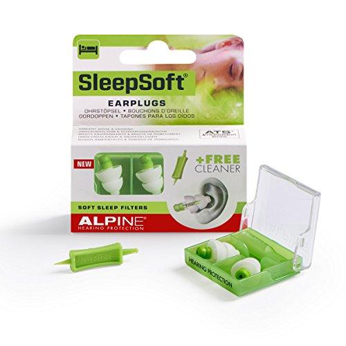 ALPINE HEARING PROTECTION Sleep Softイヤープラグ (アルパインヒアリングプロテクション)