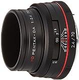 PENTAX リミテッドレンズ 望遠単焦点レンズ HD PENTAX-DA70mmF2.4Limited ブラック Kマウント APS-Cサイズ 21430