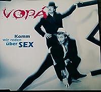 Komm' wir reden ber Sex [Single-CD]