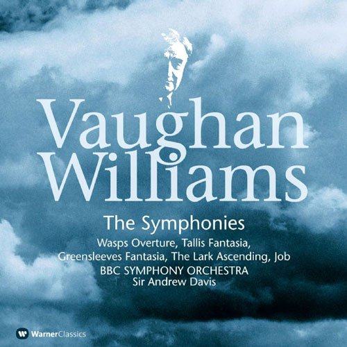 Vaughan Williams: Symphonies 1-9 Tallis Fantasi