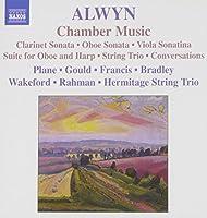 Chamber Music: Clarinet Sonata / Oboe Sonata by WILLIAM ALWYN (2010-08-31)