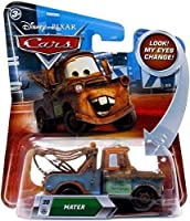 Disney Cars Lenticular Eyes Series 2 Mater Diecast Car [並行輸入品]