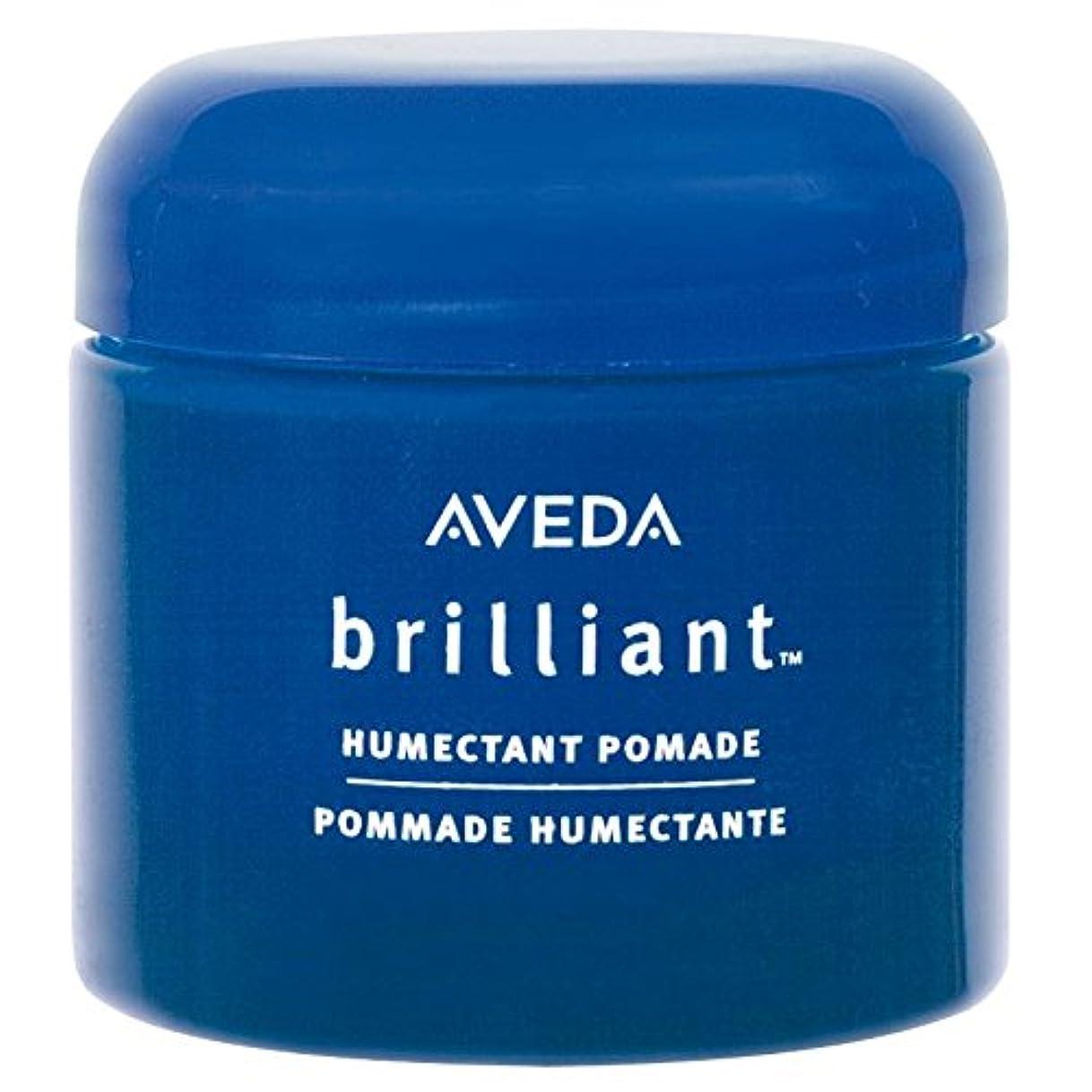 八百屋代わりにを立てるいらいらする[AVEDA] アヴェダ華麗な保湿剤のポマードの75ミリリットル - Aveda Brilliant Humectant Pomade 75ml [並行輸入品]