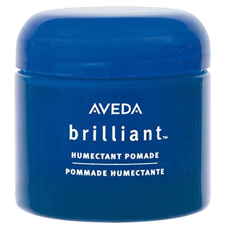 サラミ自分の力ですべてをするユニークな[AVEDA] アヴェダ華麗な保湿剤のポマードの75ミリリットル - Aveda Brilliant Humectant Pomade 75ml [並行輸入品]