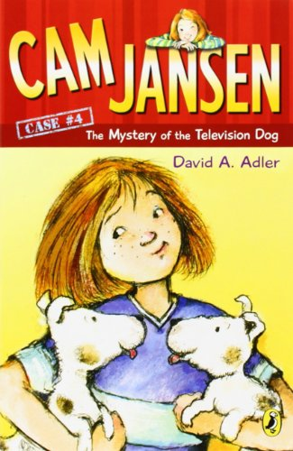Cam Jansen: The Mystery of the Television Dog #4の詳細を見る