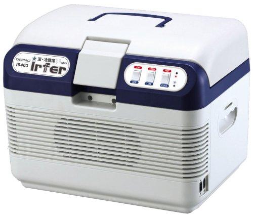 Meltec [ メルテック ] DEEPACT保冷・保温庫irfer14LDC12V/DC24V/AC100V [品番] IS-403