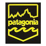 パタゴニア (パタゴニア)Patagonia PATAGONIA BADGE STICKER ステッカー pat-91948 pat-91948