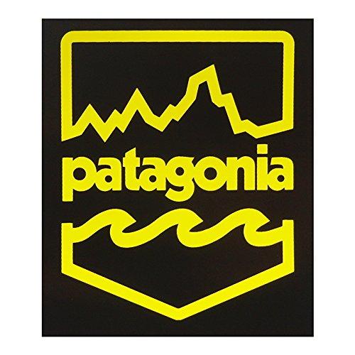 パタゴニア ( patagonia ) BADGE 正規品 ステッカー デカール シール