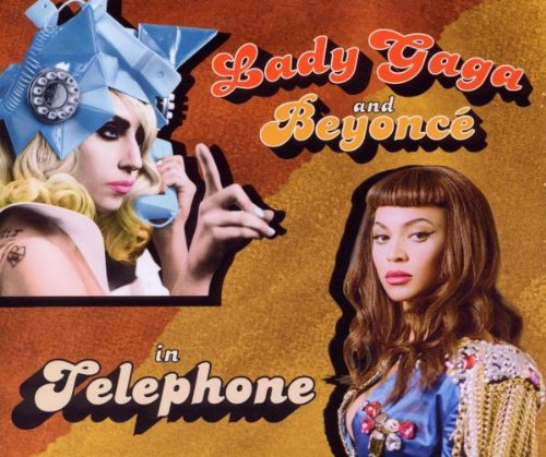 「Telephone ft. Beyoncé(レディー・ガガ)」のMVは「パパラッチ」続編!歌詞ありの画像