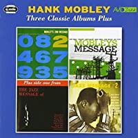 MOBLEY`S MESSAGE / 2ND MESSAGE / JAZZ MESSAGE NO. 2