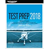 Private Pilot Test Prep 2018: Study & Prepare; Airman Knowledge Testing Supplement for Sport Pilot, and Private Pilot