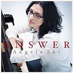 アンジェラ・アキ「ANSWER」のジャケット画像